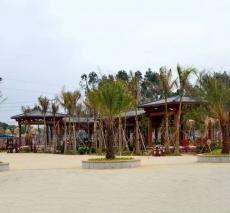 广西北海汉城遗址公园