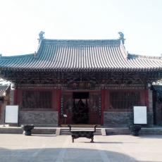 文庙、关帝庙、法华寺