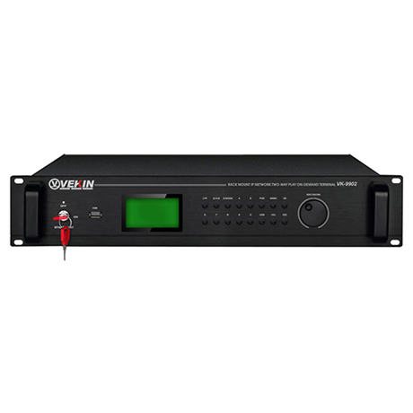 网络音频解码机 VK-9902(升级版)
