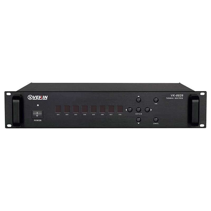 音频矩阵控制器 VK-8828