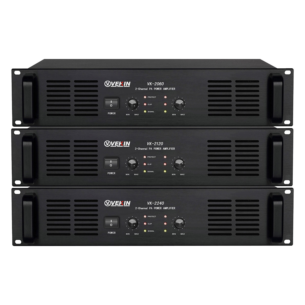 双通道纯后级广播功放 VK-2060 VK-2120 VK-2240 VK-2360