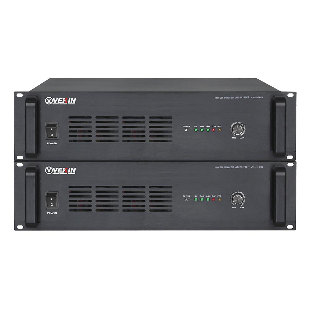 纯后级广播功放 VK-3600 VK-5000 VK-6500 VK-10000