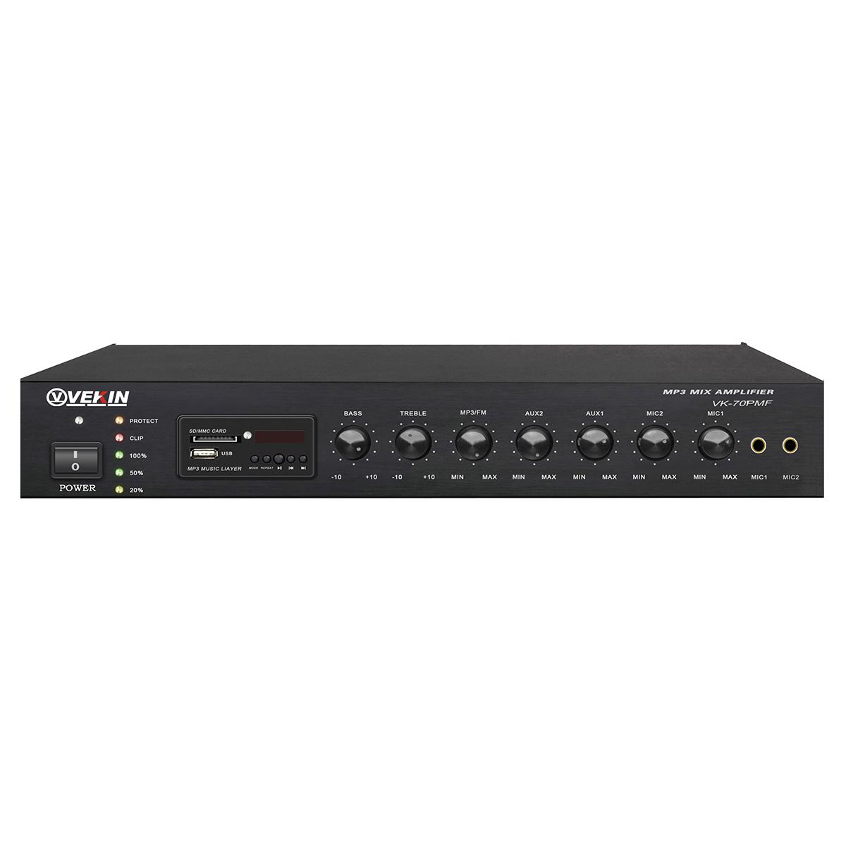 带收音机/MP3合并式功放VK-70PMF VK-120PMF VK-240PMF VK-360PMF VK-500PMF