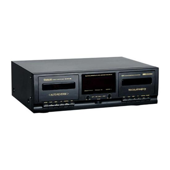 立体声录音卡座 VK-W308