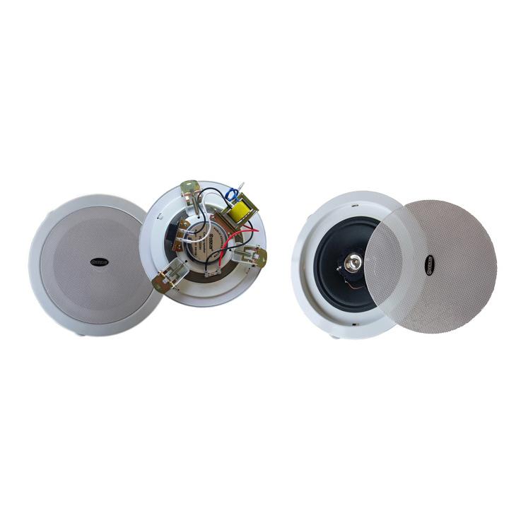 带高音、全金属材料 VC-0204H VC-0205H VC-0206H