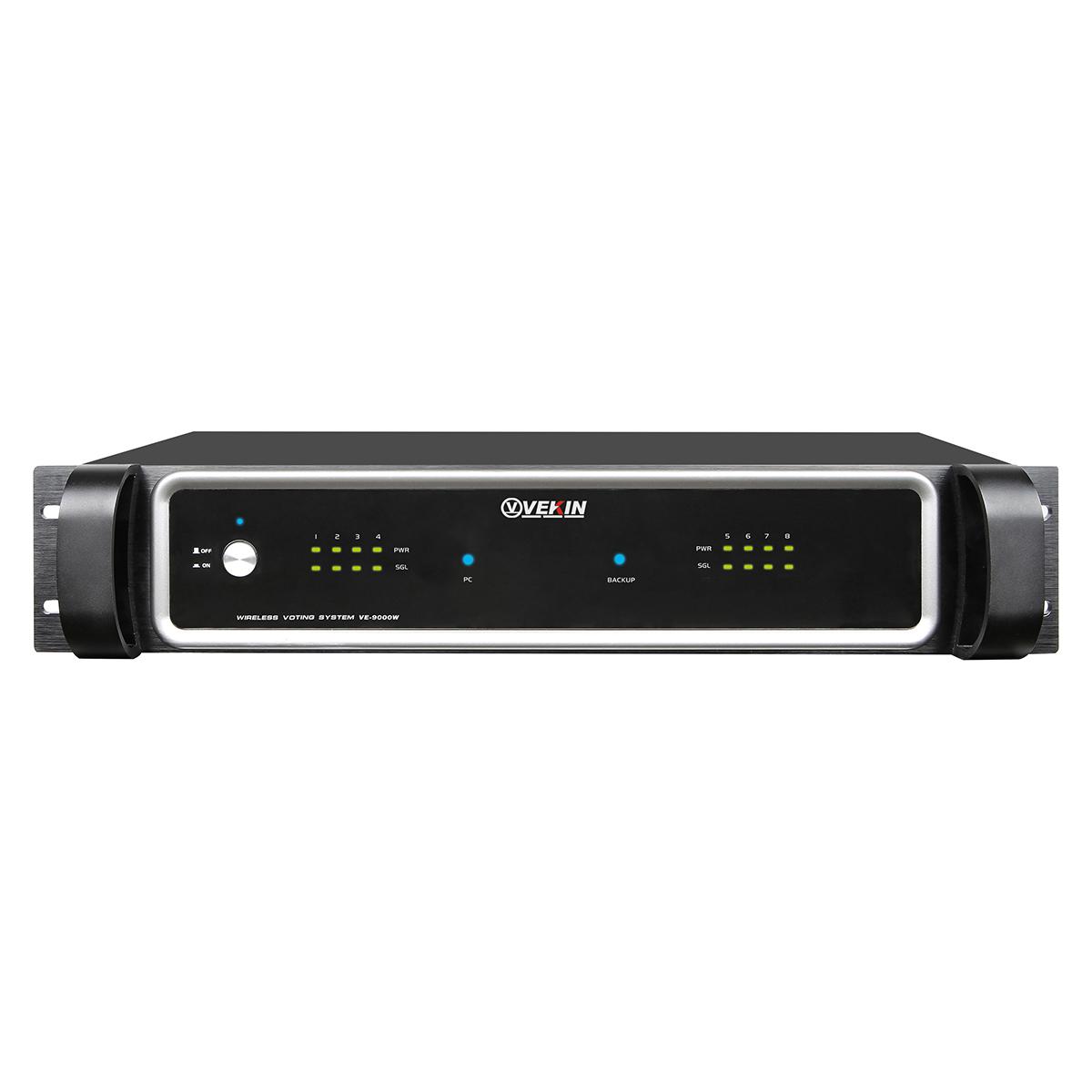 无线表决系统主控机 VE-9000W