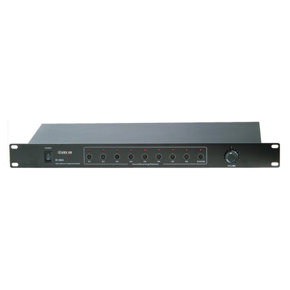 十路智能会议混音器 VE-6810