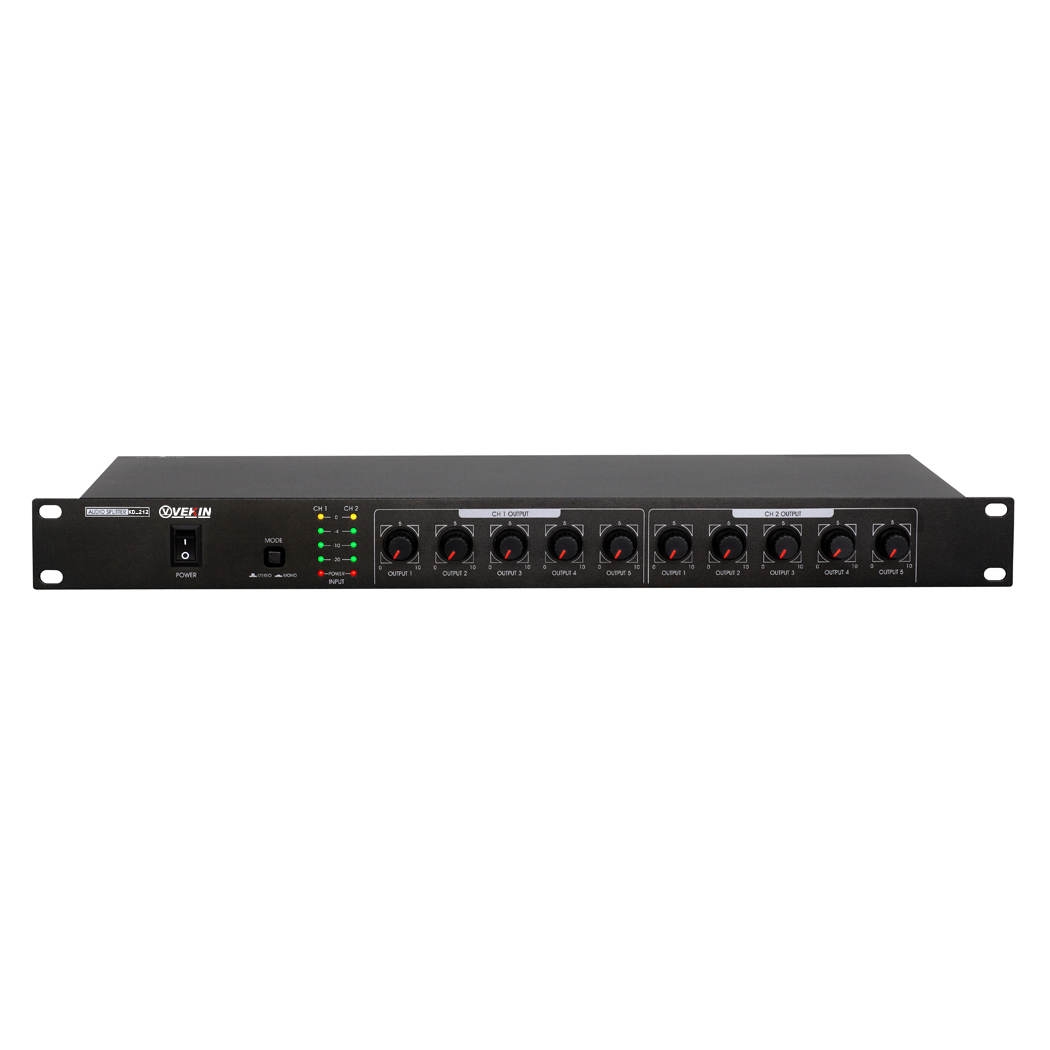 专业音频分配器 KD-212