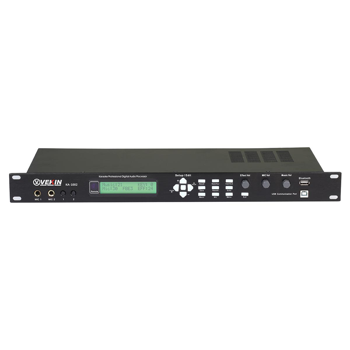 专业前级效果器(升级版)KA-1002