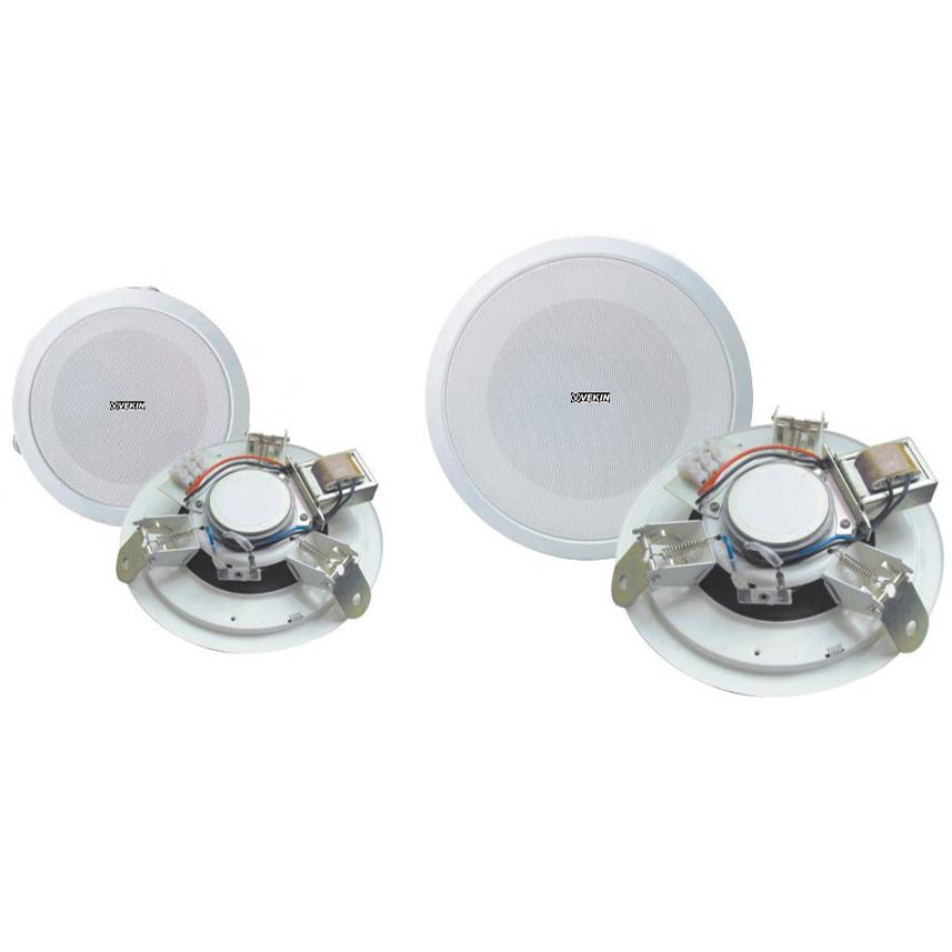 全金属材料、吸顶扬声器 VC-0204 VC-0205 VC-0206