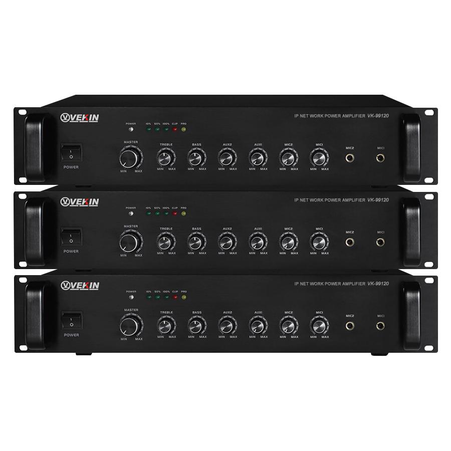 IP网络功放(单向)VK-99070 VK-99120 VK-99240 VK-99360