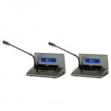 讨论+表决带桌牌列席单元 VE-912C VE-912D