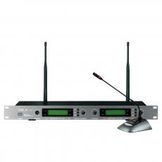 UE-6608 一拖四U频专业无线会议麦克风 强抗手机信号干扰