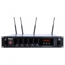 无线数字会议手拉手系统会议主机 UE-6900X