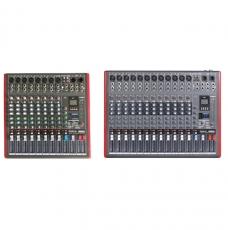 E系列调音台  E6 E8 E12 E16