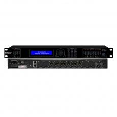 2×6 专业音频处理器 VE-8926