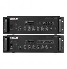 六分区可调音量带MP3功放 VK-6D36P/VK-6D50P/VK-6D65P/VK-6D100P