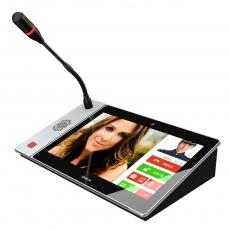 可视对讲桌面式管理主机  VK-9925