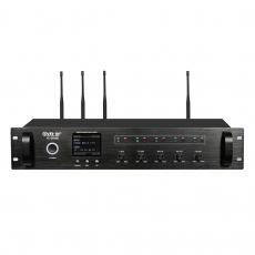 有线无线双系统会议主机(带表决) VE-6909B