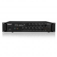 带蓝牙/MP3/六分区独立可调音量合并式功放 VK-D70PM/VK-D120PM/VK-D240PM/VK-D360PM/VK-D500PM/VK-D650PM